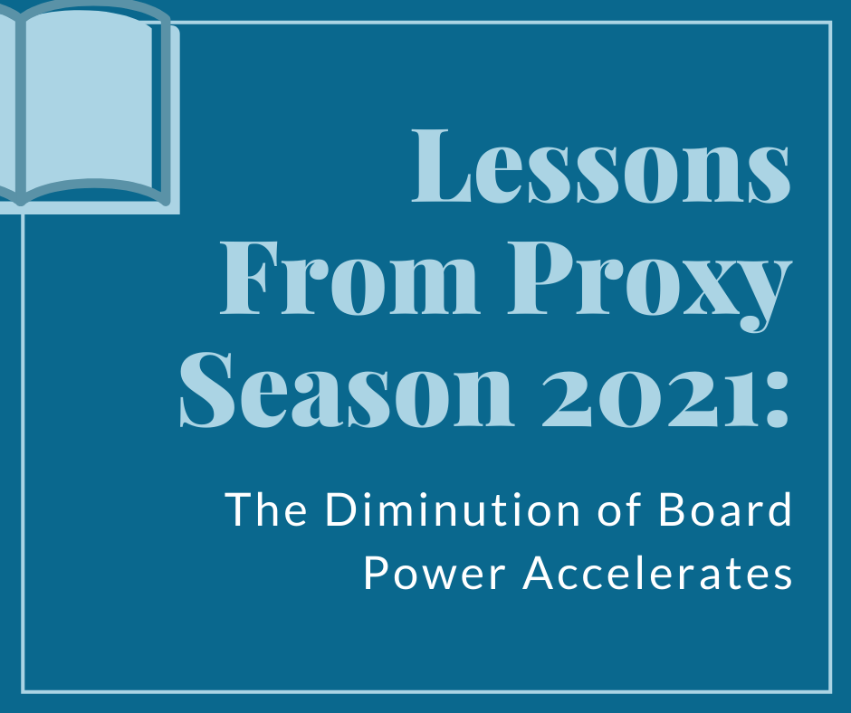 Lessons From Proxy Season 2021 _